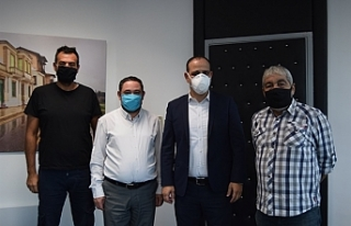 LTB Başkanı Mehmet Harmancı, Göç-Taş'ı...