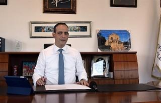 """Mehmet Harmancı: """"Anayasa'yı kollamakla görevli..."""