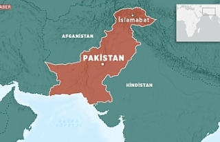 Pakistan'da 5,4 büyüklüğünde deprem