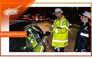 Polisten asayiş ve trafik denetimi