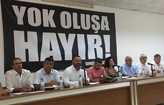 Sendikal Platformdan Tatar'a kınama