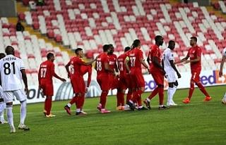 Sivasspor UEFA Avrupa Ligi'nde Karabağ'ı...