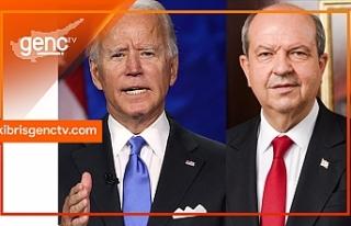 Tatar, ABD Başkanlığına seçilen Biden'ı...