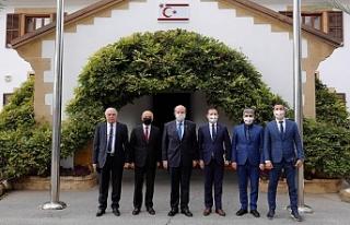 """Tatar: """"Bizler, aynı milletin soydaşlarıyız"""""""