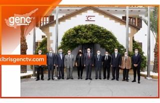 """Tatar: """"Kıbrıs'ta 2 ayrı devlet olması..."""
