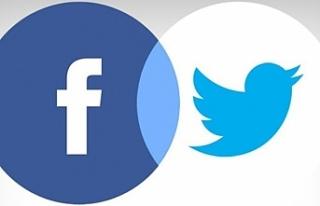 Twitter ve Facebook çok sayıda haber hesabını...