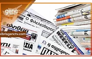 AB Dışişleri Bakanları toplantısı Rum basınında