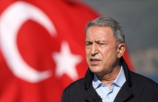 "Akar: ""Kıbrıs'ta tüm sorunlara diyalogla..."