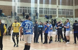 Anorthosis-Beyoz Belediyespor maçı Rum basınında