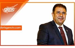 Başbakan Saner mesaj yayınladı