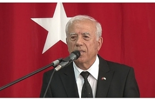 """Bora: """"Kıbrıs Türk halkı ne BM, ne de AB'den..."""