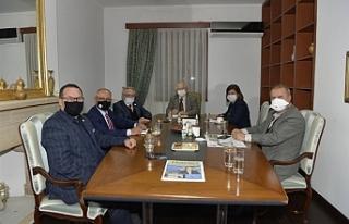 Ekonomi ve Doğal Kaynaklar Komitesi ilk toplantısını...