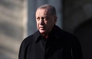"""Erdoğan: """"AB, Doğu Akdeniz'de olumlu tavrımız..."""