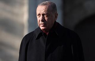 """Erdoğan: """"Aşı olma konusunda herhangi bir..."""