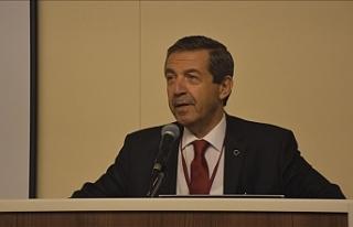"""Ertuğruloğlu: """"Doğu Akdeniz'de enerji..."""