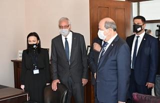 Girne Belediyesi Sosyal Yaşam Merkezi açıldı