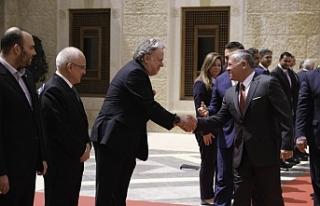 Güney Kıbrıs, Yunanistan ve Ürdün arasında üçlü...