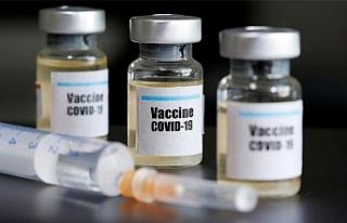 Güney Kıbrıs'ın KKTC'ye göndereceği aşılarla...