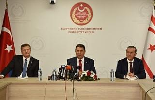 Hükümet protokolü imzalandı