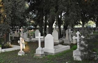 İngiliz mezarlığında düzenleme