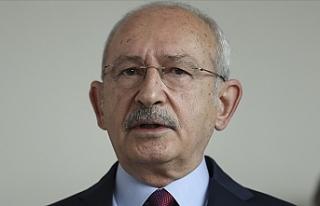 """Kılıçdaroğlu: """"Kimse korkudan konuşamıyor,..."""
