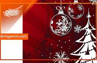 KKTC'den yeni yıl mesajları