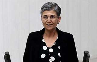 HDP'li Leyla Güven'e yargılandığı terör...