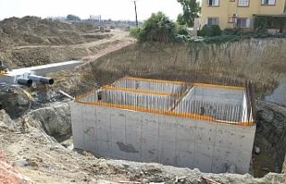 Kuzey Lefkoşa Kanalizasyon Ana Taşıyıcı Hattı...