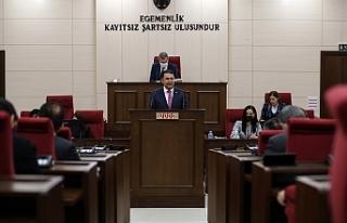 Meclis'te Hükümet programı okunuyor