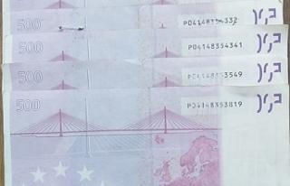 Polisten sahte banknot konusunda uyarı