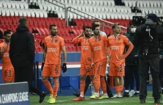 PSG-Medipol Başakşehir maçı bu akşam kaldığı...