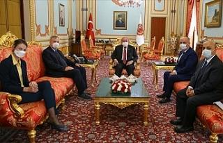 """Şentop: """"Doğu Akdeniz'deki gerginlik Yunanistan..."""