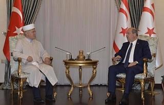"""Tatar: """"Doğu Akdeniz'deki gelişmelerle birlikte,..."""