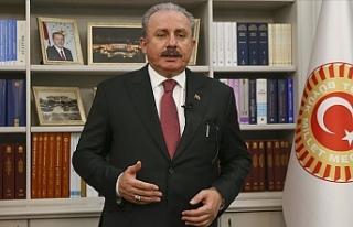 """TBMM Genel Kurulu'nda 2021'in """"İstiklal..."""