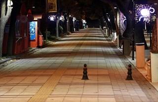 Türkiye'de sokağa çıkma kısıtlaması başladı