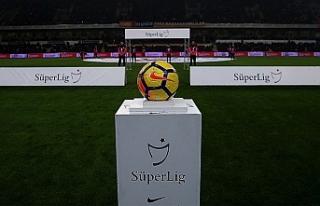 Türkiye Süper Lig'de 14. haftanın perdesi...