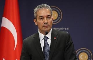 """""""Yunanistan Türkiye ile ikili meselelerini ancak..."""