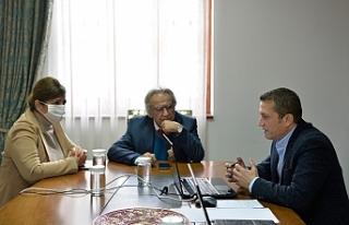 Yurtdışı Kıbrıslı Türkler Komitesi ilk toplantısını...