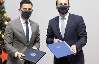 ABD ile Güney Kıbrıs arasında güvenlik anlaşması