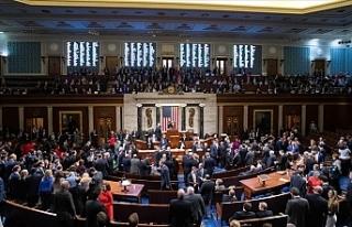 ABD Temsilciler Meclisi Trump'ın 'isyana...