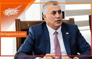 Amcaoğlu YÖK Başkanı Prof. Dr. Saraç ile görüştü