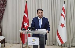 Başbakan Saner açıkladı...Lefkoşa ve Girne kapanıyor