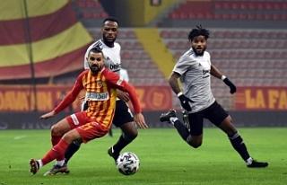 Beşiktaş, haftayı lider tamamladı