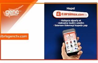"""""""carsimax.com"""" yılbaşı alışverişinde zirvede"""