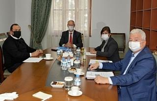 Cumhurbaşkanlığı Maraş Açılım Komitesi toplandı