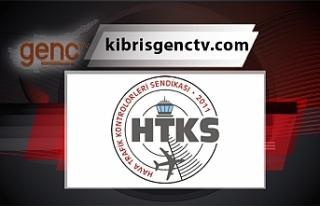 Ercan'da çalışan personelde kovid vakalarında...