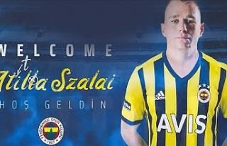 Fenerbahçe'ye , Limosol'dan transfer