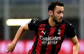 İtalya'da aralık ayının futbolcusu seçildi