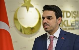 """""""Kıbrıslı Türklerin mücadelesinin dünyada..."""