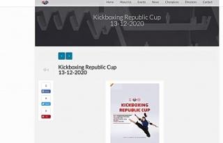 Kickboks Cumhuriyet Kupası, Dünya Federasyonu'nun...